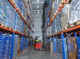 Kho lạnh – dịch vụ bảo quản hàng hóa