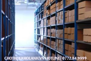 Dịch vụ cung ứng cho thuê kho lạnh và vận chuyển hàng hóa