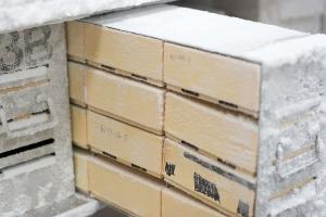 Giải pháp quản lý khi doanh nghiệp bảo quản hàng đông lạnh