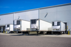 Vận chuyển Container lạnh trong Logistics