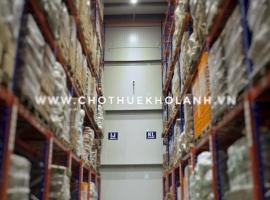 Kho lạnh thủy sản - giải pháp bảo quản tối ưu và an toàn