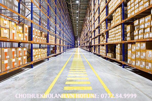 Dịch vụ cho thuê kho lạnh tại Hà Nội đảm bảo uy tín, chất lượng