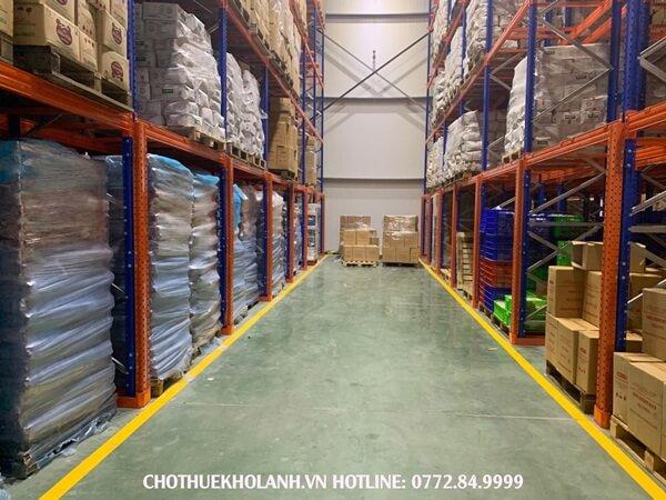 Dịch vụ cho thuê kho lạnh giá rẻ tại Hà Nội